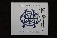 Paul McCartney Signed ECCE Cor Meum CD Album Autograph PSA/DNA LOA THE BEATLES