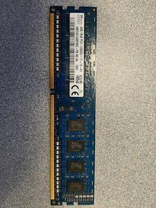 LOT OF 15 HYNIX/MICRON/SAM 4GB DDR3 PC3-12800U 1600MHZ UNBUFFERED DSKTP RAM