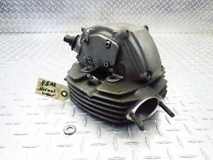 2006 04-07 DUCATI MULTISTRADA 620 M620 REAR BACK CYLINDER HEAD ENGINE MOTOR