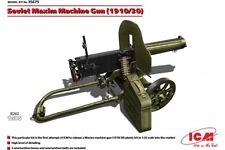 ICM 35675 1/35 Soviet Maxim Machine Gun (1910/30)