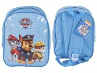 Paw Patrol Kids Boys Junior Mini Nursery Backpack Travel School Rucksack Toys