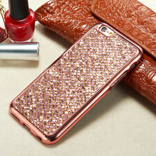 Bling Glitter Luxury Phone Cover Soft TPU Back Case For Samsung Galaxy/LG/Huawei