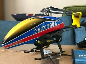 ALIGN TREX 300X RTF RC HELICOPTER