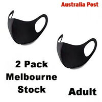 2X Material Washable Face Mask Melbourne in Stock
