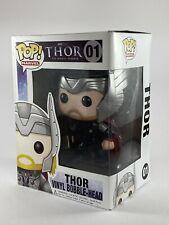 funko pop vinyl Super Rare Thor No.1  Marvel, New In Box
