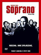 RODZINA SOPRANO (THE SOPRANOS) - SEZON 2 - BOX [4 DVD]