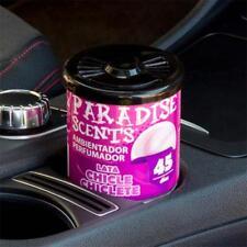PER80124 - Perfumador lata gel chicle Paradise Scents 100gr