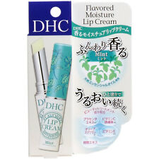 [DHC] Flavored Moisture Lip Cream MINT Moisturizing Lip Balm 1.5g JAPAN NEW