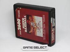 SUPER BASEBALL - ATARI 2600 VCS e 7800 - LOOSE CARTUCCIA ORIGINALE