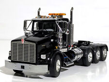 KENWORTH T800 8x4 BLACK-WSI TRUCK MODELS-1:50 scale