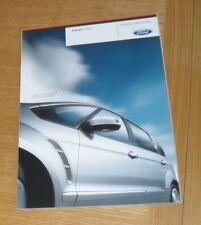 Ford S Max Brochure 2007 - Titanium Zetec LX - 2.0 2.3 2.5 & 1.8 2.0 TDCI