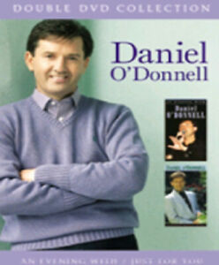 Daniel O'Donnell: An Evening With.../Just for You DVD (2009) Daniel O'Donnell