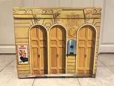Vintage Barbie & Ken Little Theatre - 1963 Mattel Vintage - Near Complete
