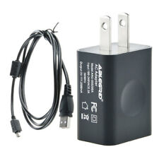 IN-Camera USB Wall Battery Power Charger AC Adapter Cord for Olympus SZ-12 SZ12
