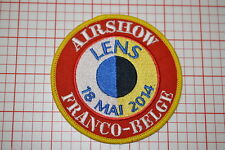 Air Show Franco-Beige - Lens 18 Mai 2014 Patch (B6)