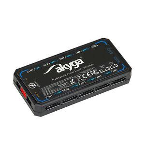 Lüftersteuerung für PC Akyga AK-CA-73 Fan Controller 12-fach RGB + Fernsteuerung