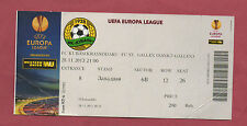 Orig.Ticket   Europa League 13/14  FC KUBAN KRASNODAR - FC St.GALLEN  !!  SELTEN