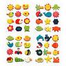 12PCS Funny Cartoon Baby Kids Educational Toy Wooden Animals Fridge Magnet  Gift