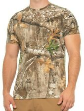 Under Armour Men's Threadborne Camo Shirt, Realtree Edge, Fitted, Large or XL