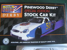 2003 BSA Cub Scout PINEWOOD DERBY 50th ANNIVERSARY SPECIAL EDITION STOCK CAR KIT