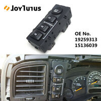 4WD 4x4 Transfer Case Selector Dash Switch for Chevrolet GMC Sierra Yukon XL