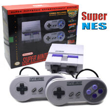 New Super Nintendo Classic Edition Console SNES Mini Entertainment System Games