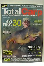 Total Carp Fishing Magazine. May, 2013. Catch Your First 30. Lazy Floater Fishin