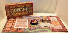 Jumanji Board Game by Milton Bradley 1995 COMPLETE