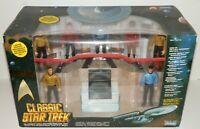 CLASSIC STAR TREK Collector Figure Set - TOS Bridge Crew Playmates 1993