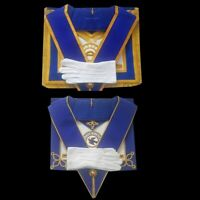 masonic regalia-CRAFT-CRAFT PROVINCIAL DRESS & UNDRESS PACKAGES + FITTED BADGES