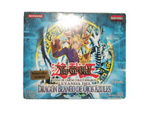 legend of blue eyes booster box 1st edition Spanish
