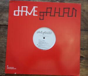 "DAVE GAHAN BOTTLE LIVING 12"" VINYL PROMO MUTE P12Mute310 2003  DEPECHE MODE"