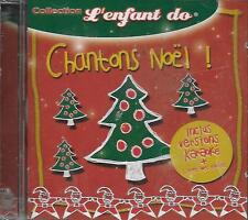 CD Album: Collection L' Enfant Do: Chantons Noël !. Night & Day. A4