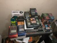 250+ Magic the Gathering mixed cards random mystery lottery. MTG commander lots!