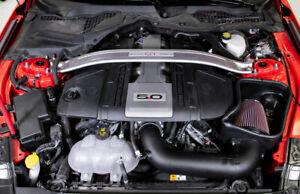 2018-2019 Ford Mustang GT 5.0L K&N 63 Series High-Flow Intake Kit +22HP 63-2605