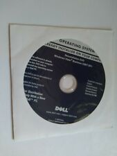 OEM Dell Operating System Reinstallation DVD Windows Vista Business 32 Bit SP1
