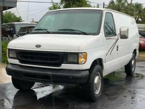 1999 Ford E-Series Van Base 3dr Cargo Van