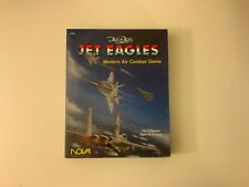 JET EAGLES: Modern Air Combat Game - NOVA Games-Ace of Aces - Box Edition - 1990