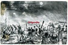 AK Erstürmung von ANTWERPEN am 8. Oktober 1914