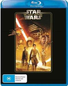 Star Wars - The Force Awakens   New Line Look Blu-ray