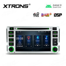 Built-in DSP For Hyundai Santa Fe Android 10 Car DVD Stereo Radio GPS Player DAB