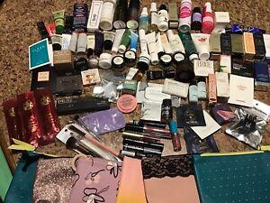 Ipsy~Chanel~Ulta~Sephora Etc~mixed makeup lots Beauty Items~6 Cosmetics Bags~NEW