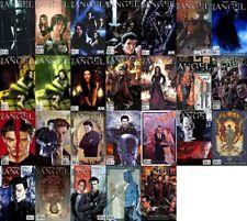 Angel #20-32 (2009-2017) Limited Series IDW Publishing - 26 Comics