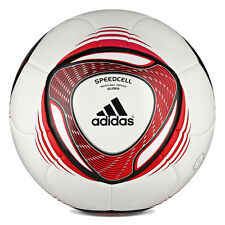 adidas Speed Cell Glider Soccer Ball 2011 - 2012 White / Red Brand New