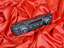 BMW E81 E82 E90 E84 1 3 X1 CLIMATE HEATER CONTROL AIR CONDITIONING Klima 9242410