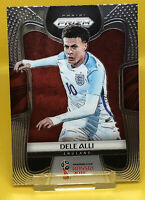 Dele Alli England Panini Prizm 2018 World Cup Football Soccer Card #66