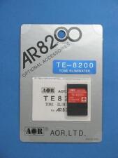 AOR TE-8200 Tone Eliminator Card for AR8200 AR8600 with tracking No TE8200