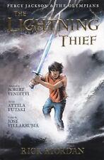 The Lightning Thief (Turtleback School & Library Binding Edition) (Percy Jackson