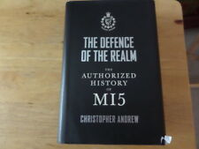The Defence of the Realm: The Authorized History of MI5 by Christopher Andrew (P
