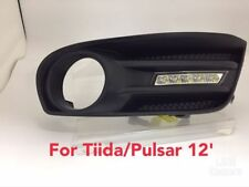 For Nissan Pulsar/Tiida  2012 Front  LED DayTime Running Light